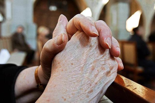 St. Peter: Mehr als 60 Jahre lang Gebete – an einem Stück