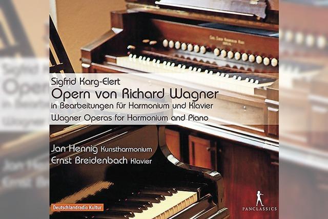 REGIO-CD: Der Musikus vom Neckar