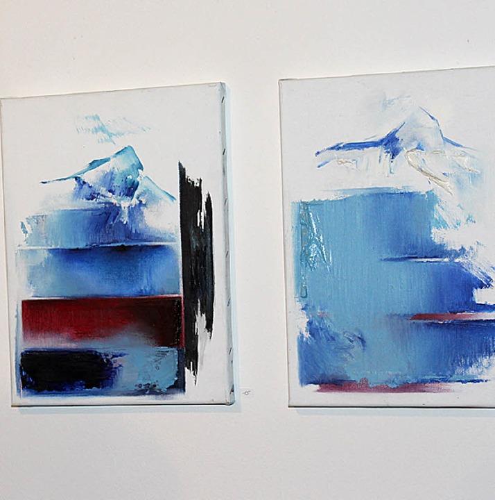 Ein Werk von Hans-Günther van Look  | Foto: M. Schöneberg