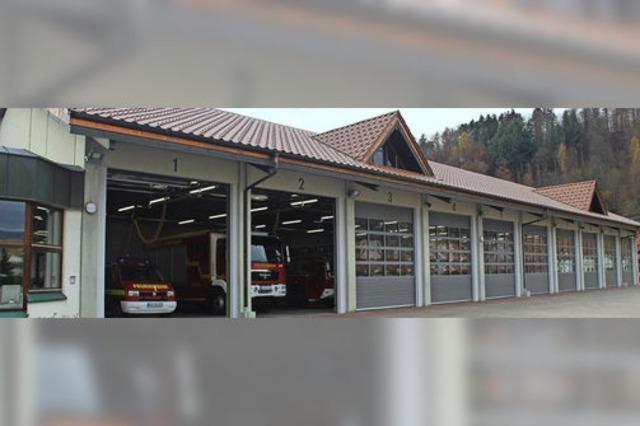 Fahrzeughalle auf den neuesten Stand gebracht