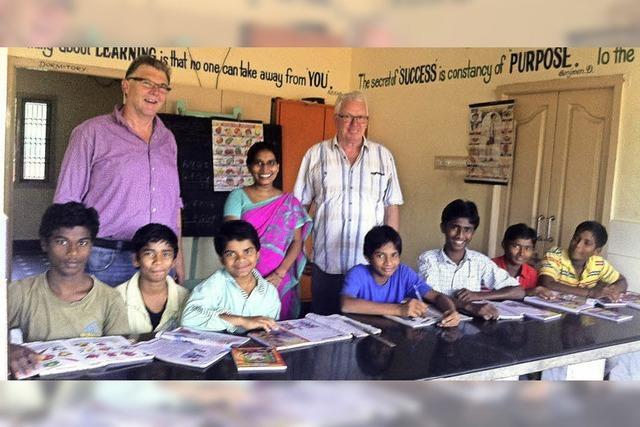Arbeit von Gandhicare trägt Früchte