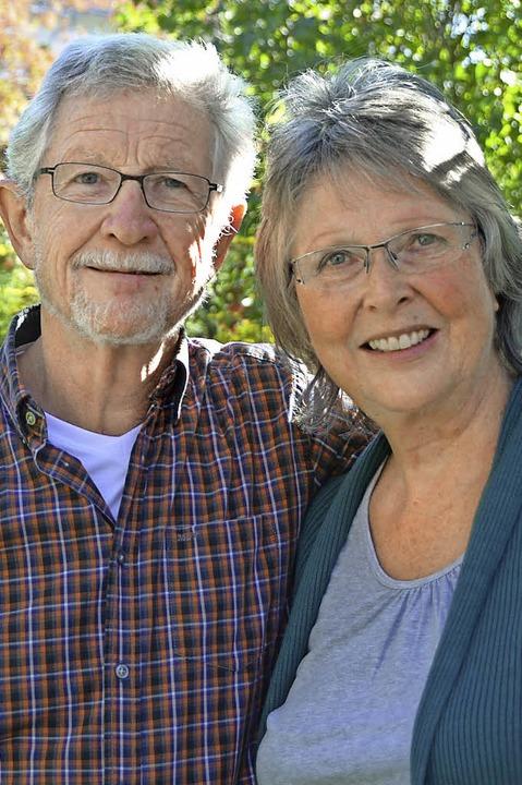 Ehepaar Waßmer   | Foto: Wunderle