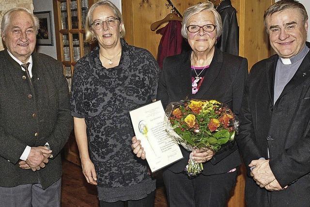 Kirchenchor St. Michael blickt aufs Vereinsjahr zurück