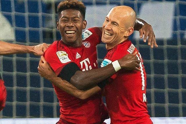 Münchner fordern von sich einen Sieg gegen Piräus