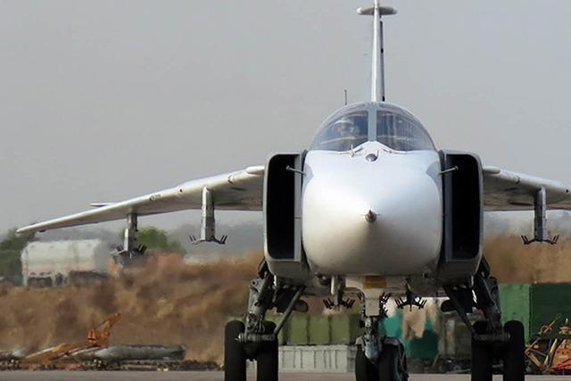 Türkei schießt russisches Militärflugzeug ab