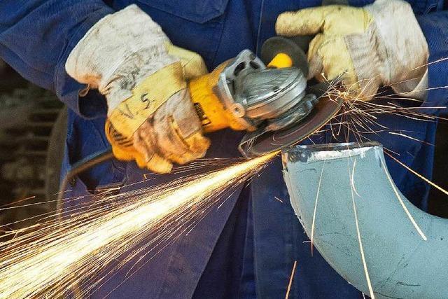 Südbadens Metallbranche stellt kaum neue Mitarbeiter ein