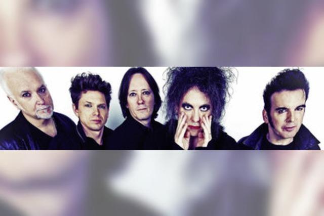The Cure geben im November 2016 Konzerte in Basel und Stuttgart