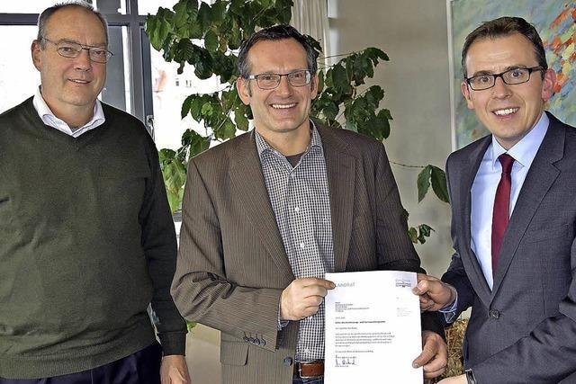 Michael Riede neuer Leiter des Vermessungsamts