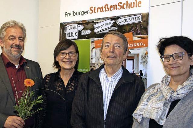 Bernd Klippstein ist der neue Vorsitzende des Straßenschule-Vereins