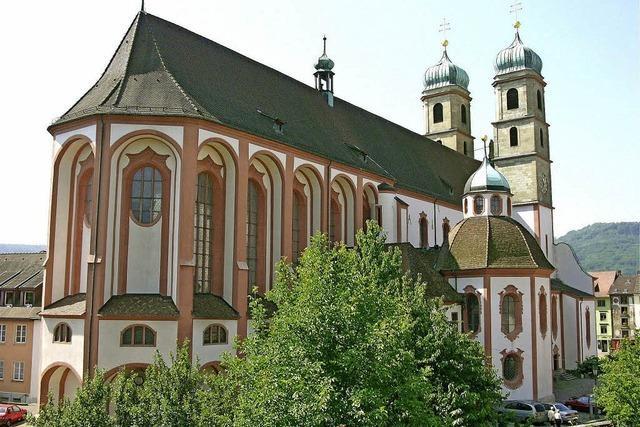 Viele mittelalterliche Kirchen sind nach Osten ausgerichtet