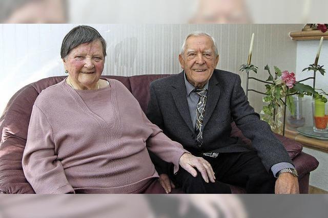 65 gemeinsame Jahre