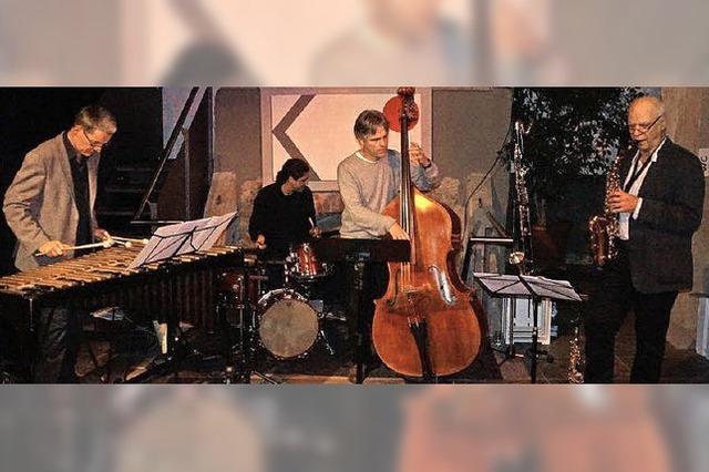 Jazz vom Feinsten – mit eigener Note