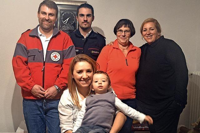 Jasins Familie dankt allen Spendern und Helfern