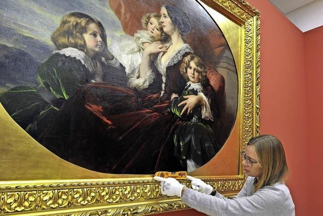 Ein vergessener Gigant der Malerei