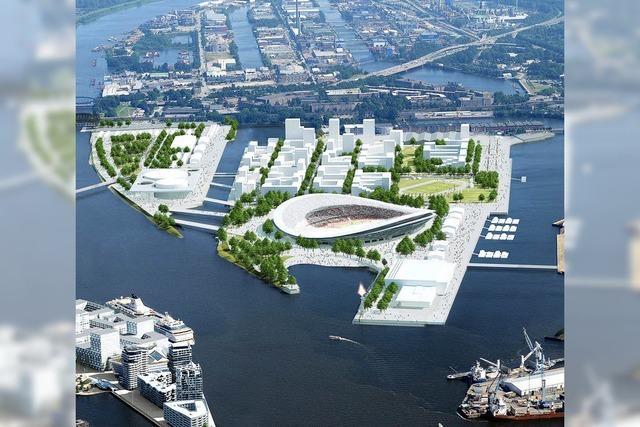 Am Sonntag stimmt Hamburg über die Olympiabewerbung ab - es wird knapp