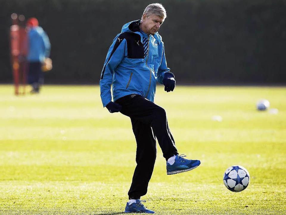 Will einen fairen Sport: Arsene Wenger   | Foto: AFP