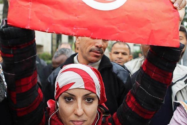 Tunesier verurteilen Anschlag auf die Präsidentengarde