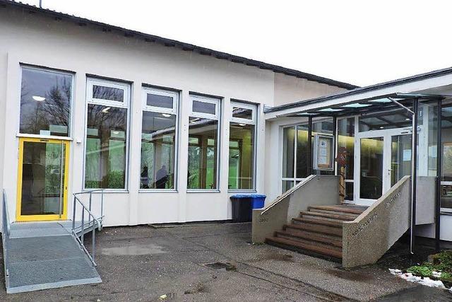Die Sanierung der Festhalle Siensbach ist beendet