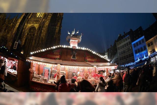 Wenn das Christkindel kommt: Weihnachtszeit im Elsass