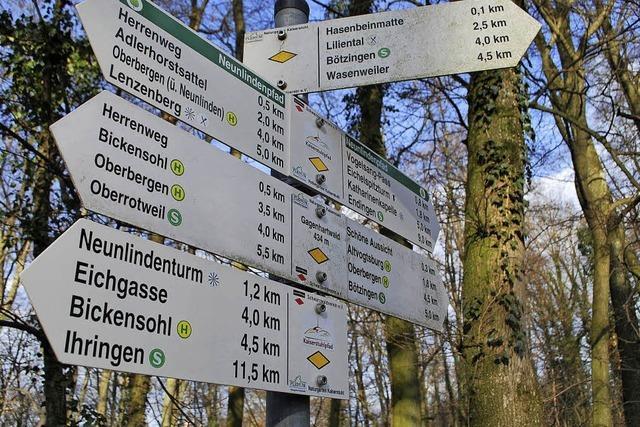 Knappes Ja zu Naturgarten
