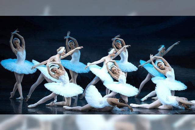 Russisches Staatstheater für Oper und Ballett Komi in der Oberrheinhalle