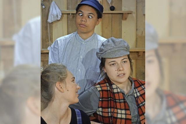 Junges Theater spielt