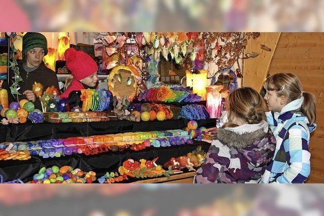 Todtmooser Weihnachtsmarkt öffnet drei Tage seine Tore