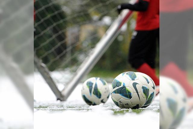 Minimale Chance auf Ballkontakt