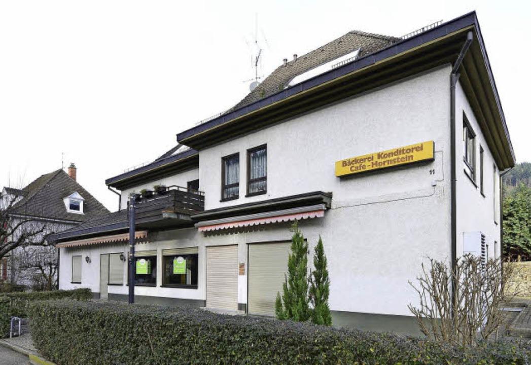 Das Café Hornstein steht inzwischen le...earbeitet hat, zieht nach Österreich.   | Foto: Ingo Schneider