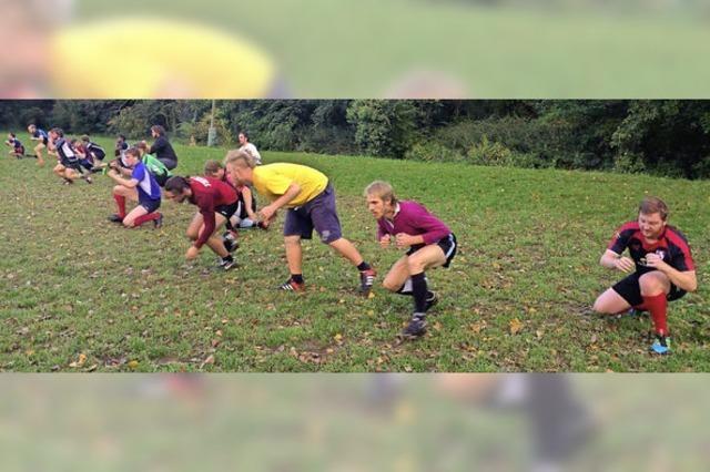 Die Sportart Rugby wird immer beliebter