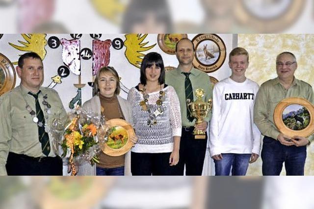 Sandra Räuber lässt Männer alt aussehen