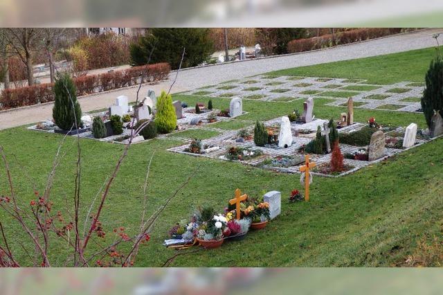Inzlingen reagiert auf geänderte Bestattungskultur
