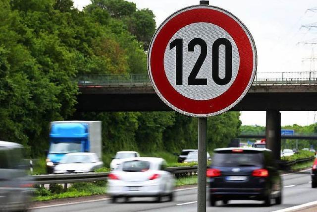 Wer entscheidet über Tempo 120 – Bund oder Land?