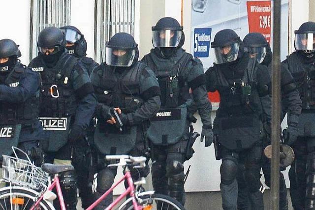 Nur Spezialkräfte sind auf den Terror vorbereitet