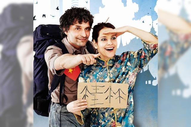 Abenteuer China mit Theatergruppe Sturmvogel in der Löwenscheune in Vörstetten