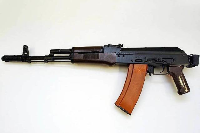 Waffenhändler verhaftet - Verkauf an Attentäter von Paris?