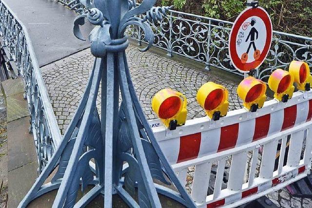 Dreisamufer-Radweg: Eröffnung verzögert sich um 2 Monate