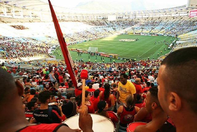 Ranking: Die besten Fußballstadien der Welt
