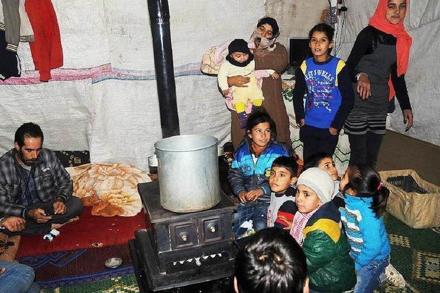 Diese Organisationen helfen syrischen Flüchtlingen