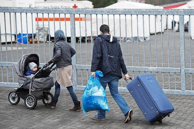 Flüchtlingsunterbringung: Die Realität folgt erst nach