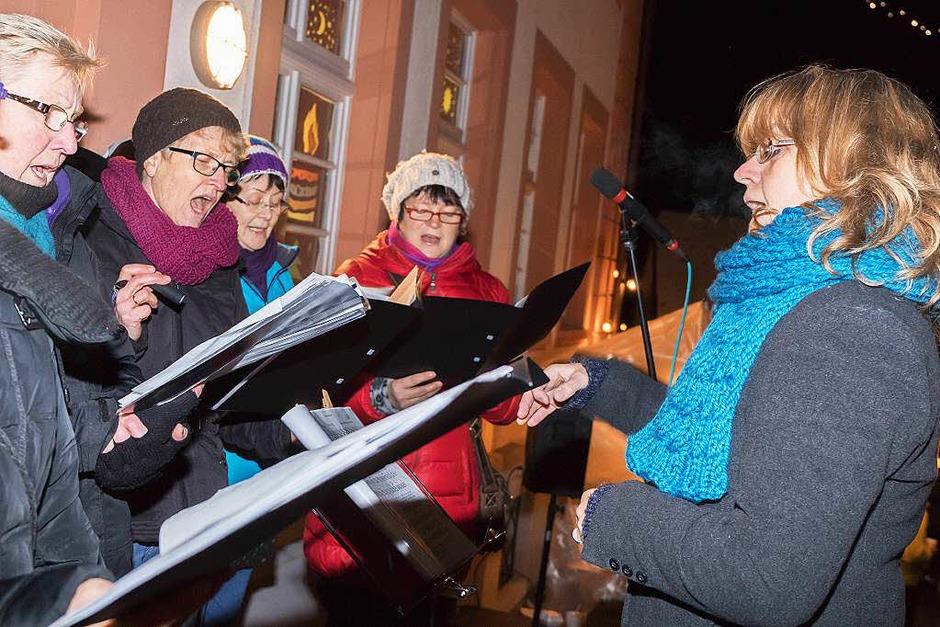 Impressionen vom Weihnachtsmarkt Grafenhausen (Foto: Wilfried Dieckmann)