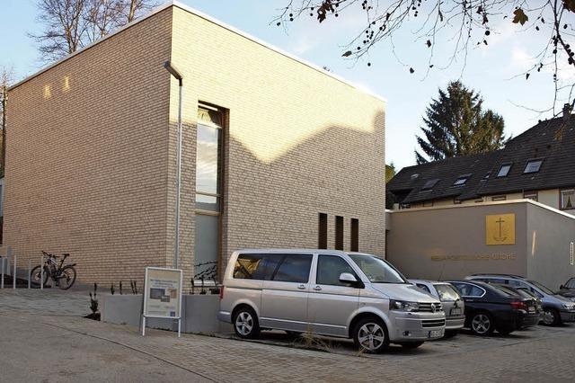 Neue Kirche als