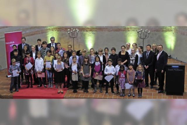 Musiknachwuchs begeistert beim Preisträgerkonzert des Sparkassen-Jugendmusikwettbewerbs