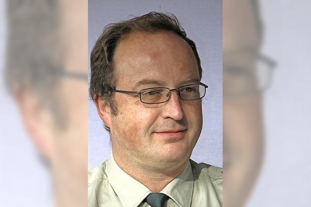 Ulrich Kohnle über Existenzrisiken und Wachstumstrends der Baumarten in heimischen Wäldern angesichts des Klimawandels in Lenzkirch