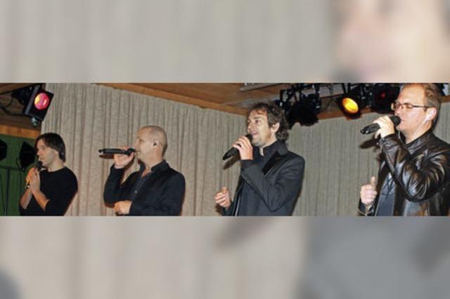 Quartett wagt sich in den Bereich der Klassik