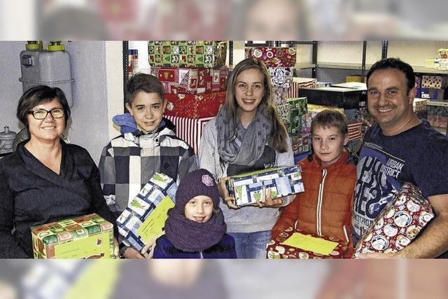Kinder in bitter Armut