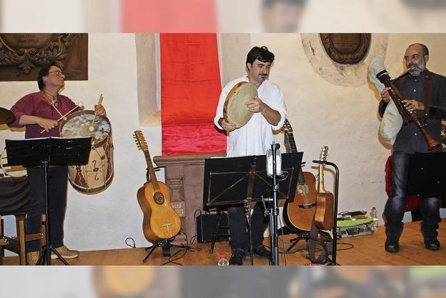 Musik zum Advent aus Sizilien