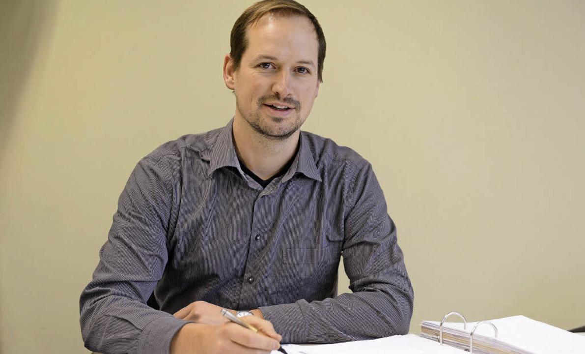 Benjamin Hennig leitet seit 2008 die Schulpsychologische Beratungsstelle.    | Foto: rita eggstein