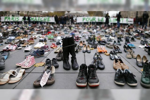 Proteste gegen den Klimawandel