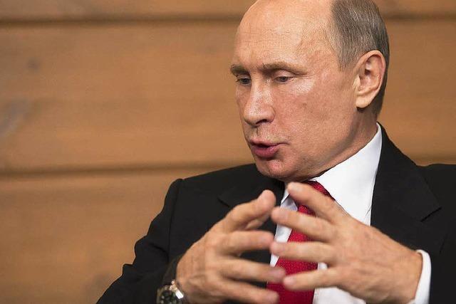 Moskau verhängt Sanktionen gegen Türkei